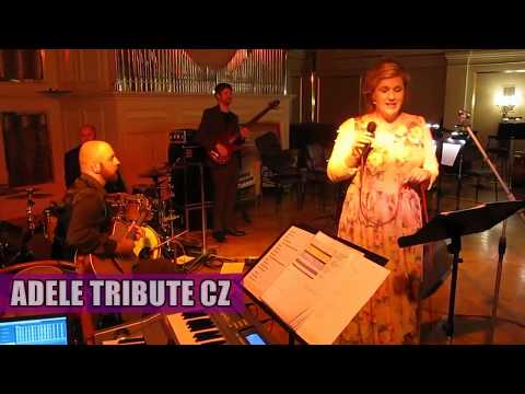 Adele Show na Jiřinkovém plese v Brně