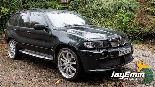 When You Want A BMW X5M... But Live In 2003: This Hartge 5L X5 Has The Answer