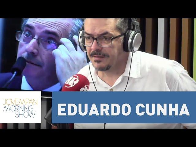 Tognolli revela ter tentado escrever biografia de Eduardo Cunha | Morning Show
