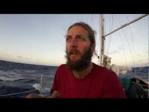 Sailing Hawaii to Marshall Islands day 15