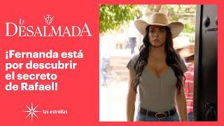 La Desalmada: ¡Fernanda se entera que Rafael se va a casar! | C- 18 3/3