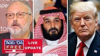 LIVE Khashoggi News Update