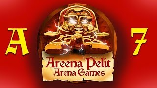 Arena 7 Gladiator manager   Free browser game