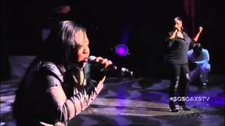 Xscape (LaTocha and Tamika) ~ So So Def 20th Anniversary Concert