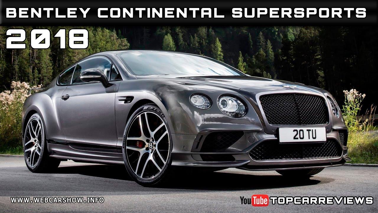 2018 bentley mulliner price. Delighful Bentley 2018 Bentley Continental Supersports Review Rendered Price Specs Release  Date Inside Bentley Mulliner Price N