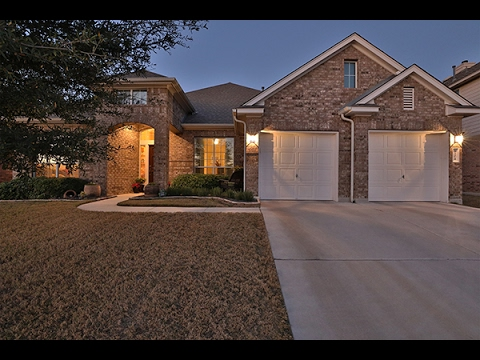 3304 Cortes Place Round Rock Texas branded