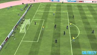 FIFA 13 Gameplay - Brazil vs France (HD)