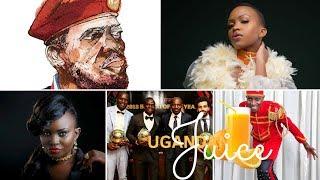 Ugandan Juice: Bobi Wine named Global Thinker, Jackie Chandiru is back, Sheilah Gashumba party life