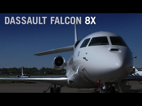 How Dassault Set the SMO-TEB Coast-to-Coast Record with a Falcon 8X – AINtv