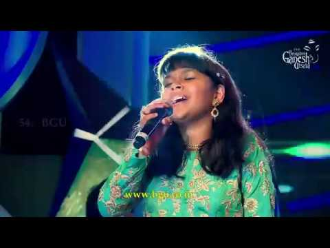 Anjana Padmanabhan singing