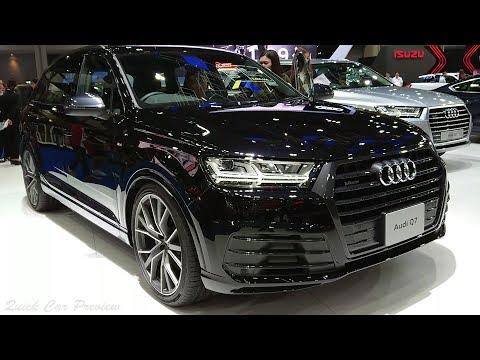 Quick Preview 2019 Audi Q7 Black Edition 45 Tfsi Quattro Youtube