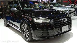 Quick Preview : 2018 Audi Q7 Black Edition 45 TFSI Quattro