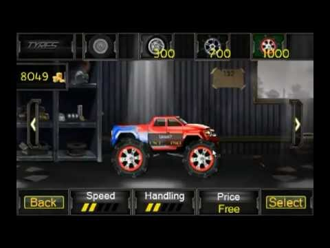 Fancy Racing : Monster Truck Stunt