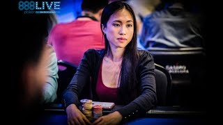 Twitch Streamer CourtieBee Makes Deep Run at 888poker Live in Barcelona