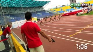 2:42. Чемпионат России по лёгкой атлетике 2014 в Казани
