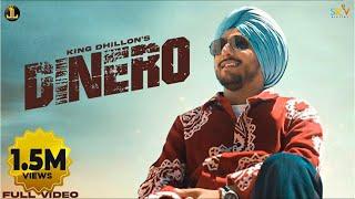 Dinero | King Dhillon | Masand Music | Navjot Pandher | Tdot Films | Latest Punjabi Songs 2020
