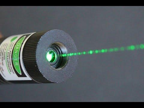 Amazing Laser Light