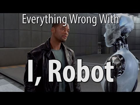 Thumbnail: Everything Wrong With I Robot In 14 Minutes Or Less