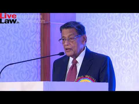 Finally AG KK Venugopal Reaveals The Secret; Why He Was Forced To Study Law?. KK Venugopal Speech