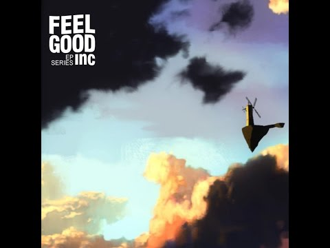 Lyrics: Feel Good Inc. by Gorillaz