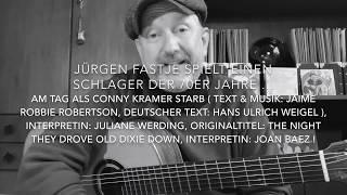Am Tag als Conny Kramer starb ( Musik & Text: siehe Text unten ), hier von Jürgen Fastje !
