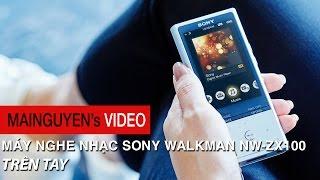 tren tay may nghe nhac sony walkman nw zx100 - wwwmainguyenvn