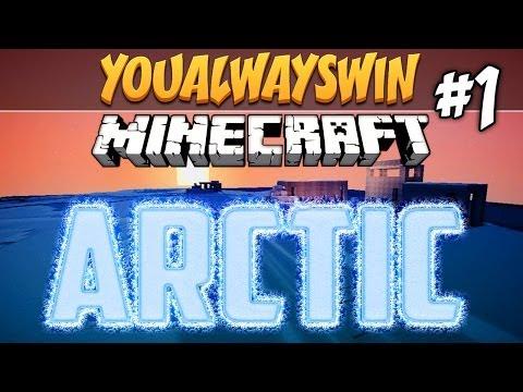 ★ Minecraft: ARCTIC ★ Ep.1, Dumb and Dumber