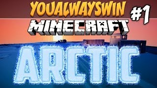 ★ Minecraft: ARCTIC ★ Ep.1, Dumb and Dumber