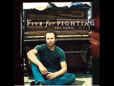 Five for fighting - superman ( Lyrics in Describtion)