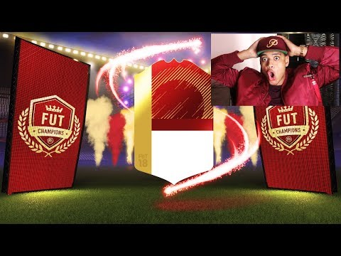 TOP 40-0 FUT CHAMPIONS FIFA 18 REWARD PACKS!! TOP 100 INSANE FUT CHAMPIONS REWARDS