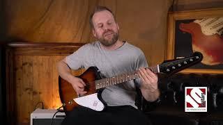 2019 Gibson Firebird I 1964 Eric Clapton Signed |Guitar Demo
