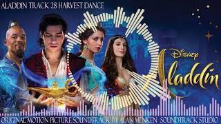 Aladdin, 28, Harvest Dance