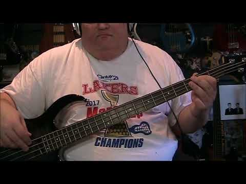 Bryan Adams Thought I'd Died and Gone to Heaven Bass Cover with Notes & Tab