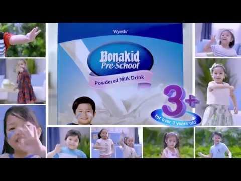 Maki-3 Pataas Moves with BONAKID PRE-SCHOOL® 3+