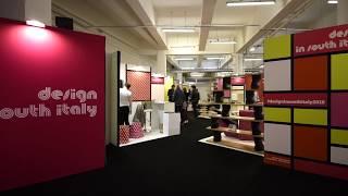 TrackDesign - London Design Fair 2018 - Design In South Italy