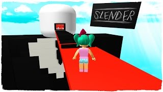 🤘 ESCAPE FROM SLENDERMAN TO THE DOCE Of THE NIGHT WITH PARANORMAL SOUNDS - ROBLOX TINENQA