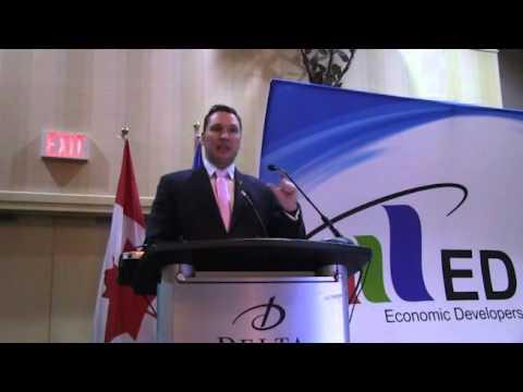 Hon. Deron Bilous, Government of Alberta