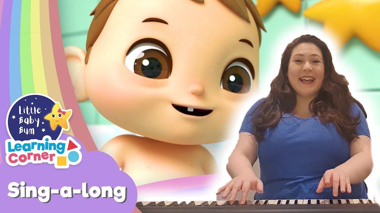 Bath Song - Sing-a-long! | Kids Learning Songs | Little Baby Bum | Baby Songs & Nursery Rhymes