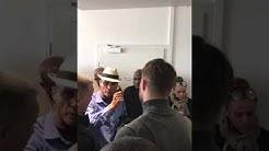 Chauffeur Uber Lausanne et Genève fâché contre le représentant uber