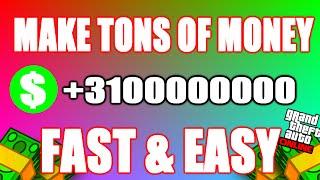 GTA 5 Online: 25,000 Dollars In 6 Minutes! -  Fast Money Tutorial (GTA V)