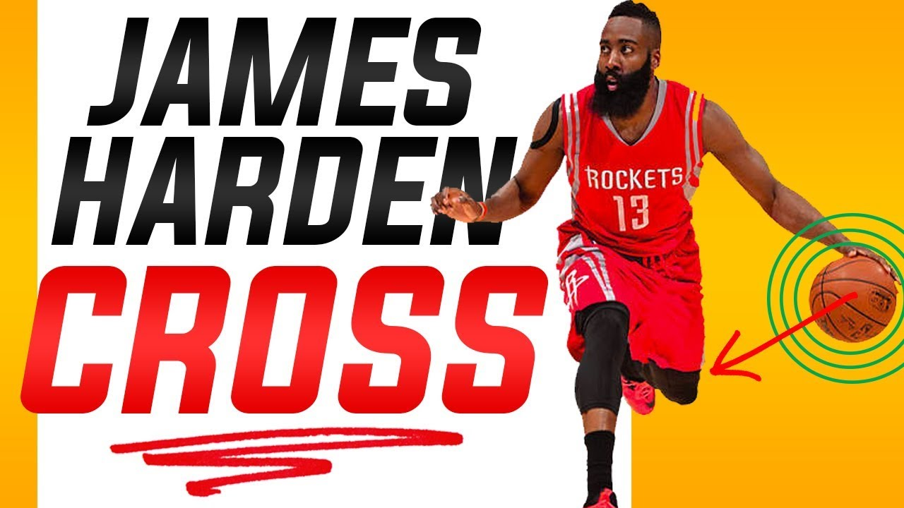 check out 16c05 ca1c2 Bait Between the Legs Crossover: James Harden Signature Moves