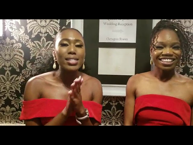 Bridal party  tell all - Best Nigerian Wedding Toronto Canada - Planner Oruka Events