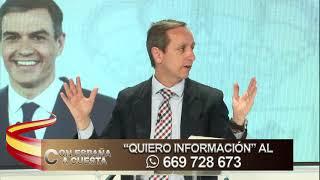 Carlos Cuesta: A Iglesias se le acaba el tiempo, sus turbas no son suficiente para asaltar Madrid