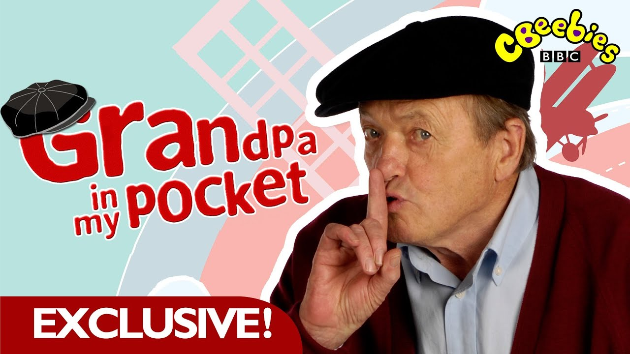 Cbeebies Exclusive Clip Grandpa In My Pocket Springtime Make Do Day