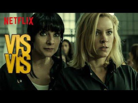 Vis A Vis 1 Temporada Trailer Netflix Youtube