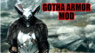 Gotha Armor Mod | Skyrim Remastered Mods on the Xbox One Console