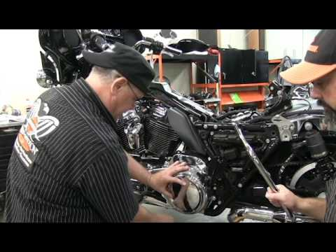 How to Properly Check Harley Davidson Motorcycle Fluids