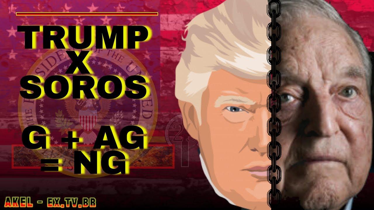 💢 TRUMP x GEORGE Soros