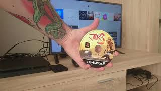 Запуск на PS4 дисков от PS1 2 3