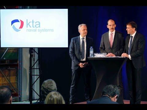 Kongsberg and thyssenkrupp established joint venture